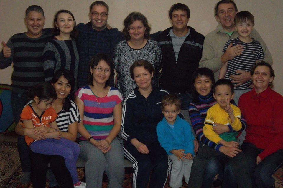 Гости в Карагенде